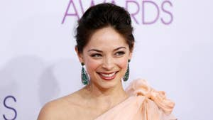 'Smallville' star Kristin Kreuk has broken her silence on her alleged involvement in the controversial organization that's been labeled a cult, NXIVM, and denied reports she helped recruit women as 'sex slaves' into the group.