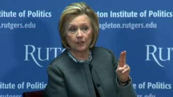 Clinton calls 2016 election 'traumatic,' admits she'd like to 'take back' some things she said