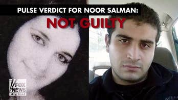 Noor Salman, the widow of the gunman who killed 49 people at an Orlando nightclub in 2016, was found not guilty of obstruction and aiding and abetting by attempting to provide material support to a terrorist organization.