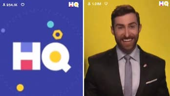 Apps like HQ Trivia have taken Apple's App Store and the Google Play Store by storm, but what's behind the game... and where is all that money coming from? Fox News' Lauren Blanchard has the inside scoop on the mobile trivia game that has people dropping what they're doing twice a day, to win some cold hard cash.