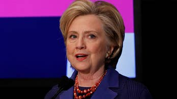Hillary Clinton relives 'traumatic' election.