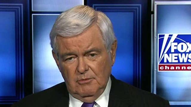 Gingrich on Bolton, probe into FBI wrongdoing, VA shake-up
