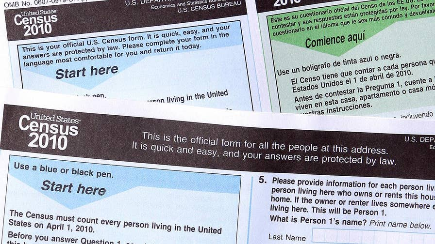 Critics say the census citizenship question will lead to lower response rates; John Yoo, former deputy assistant attorney general under George W. Bush, reacts.
