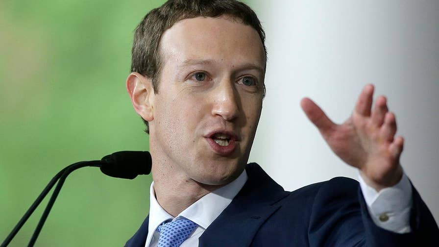 Facebook CEO Mark Zuckerberg releases a statement after leaked memo pushes 'questionable' practices to achieve growth; Deirdre Bolton shares details.