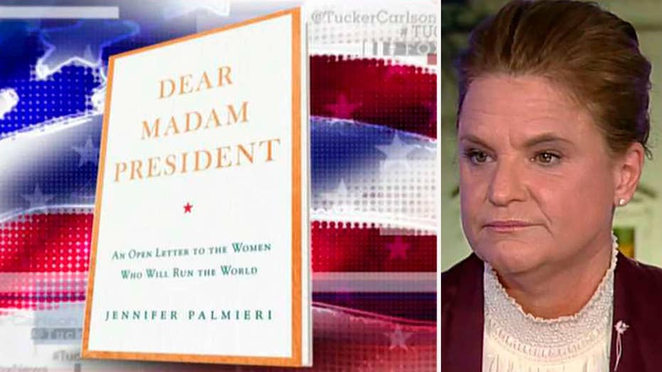 Jennifer Palmieri: The story behind 'Dear Madame President'