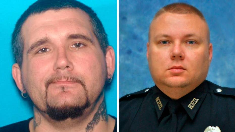 Suspect in deadly cop shooting killed in Tennessee