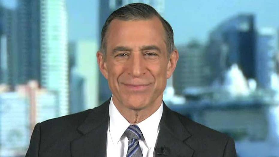 Rep. Issa on FISA probe: Let's let the evidence play out