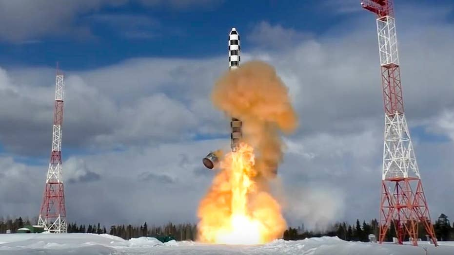Russia announces second test of ballistic missile