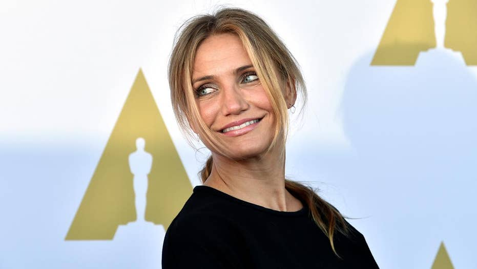 Cameron Diaz says she is 'actually retired' from acting