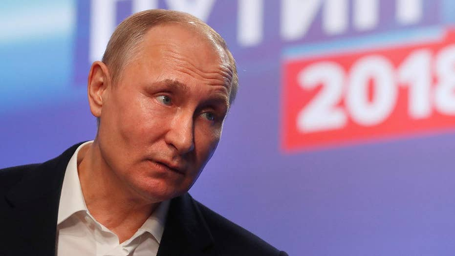 Russia expels US diplomats; tensions worst in decades