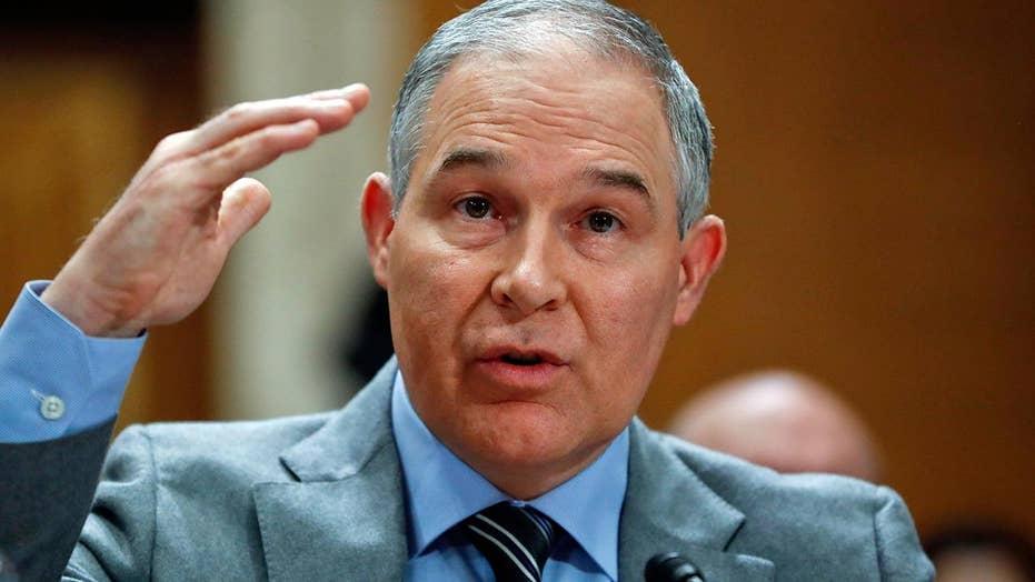 EPA plans rollback of Obama era fuel economy standards