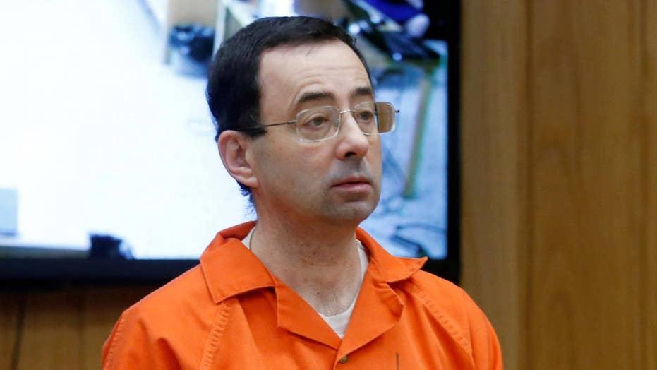 Report: MSU spent $500K to monitor Larry Nassar's victims