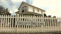 Baseball fans can spend a night at the iconic 'Field of Dreams' house; Todd Piro explains in honor of the start of baseball season.