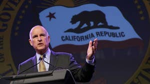 Illegal immigrant felons facing deportation pardoned by Governor Jerry Brown.