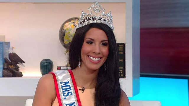 Meet the Army veteran vying to be Mrs. America