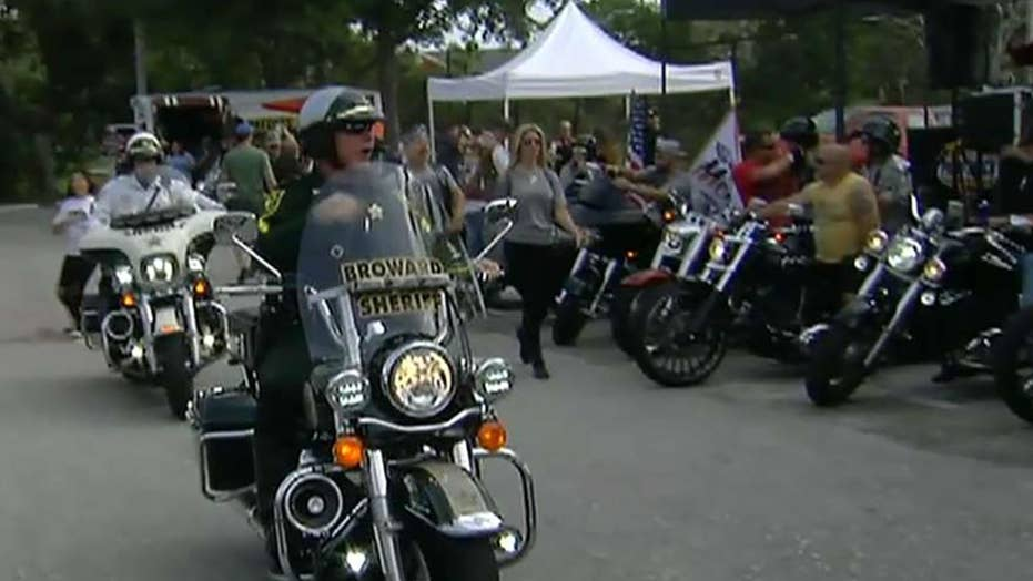 'Ride for Meadow' raises money in honor of Parkland victim