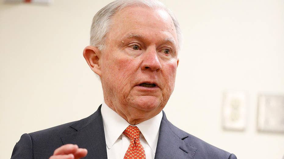 AG Sessions rejects GOP calls for second special counsel
