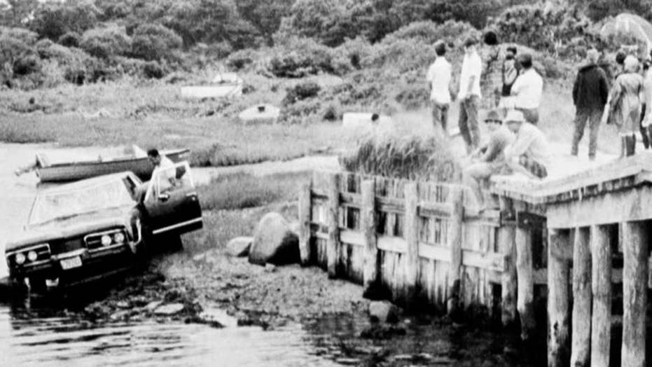 Film revisits tragic 'Chappaquiddick' Ted Kennedy car crash