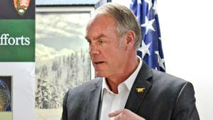 CNN report says Interior Secretary Ryan Zinke tells employees he won't focus on diversity, but on 'excellence' and the 'right person for the right job.' Yet, he's 'racist' because of that? A Tucker debate. #Tucker