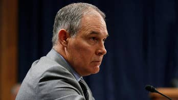 EPA administrator Scott Pruitt faces criticisms over staying at condo linked to energy lobbyist; Trace Gallagher reports.