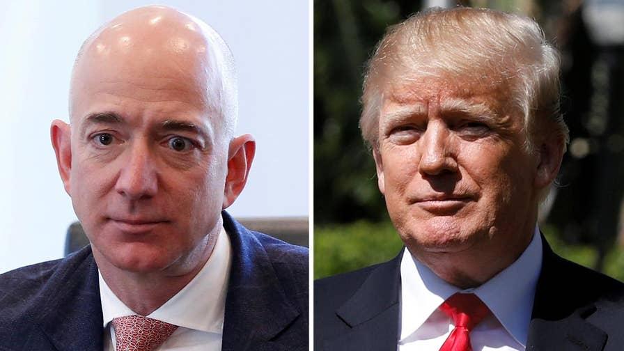 It's about Washington Post, not just Amazon.