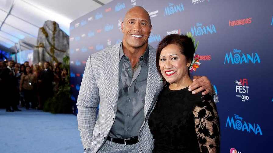 Hollywood megastar Dwayne 'The Rock' Johnson opens up about his battle with depression following his mom's suicide attempt when he was 15.