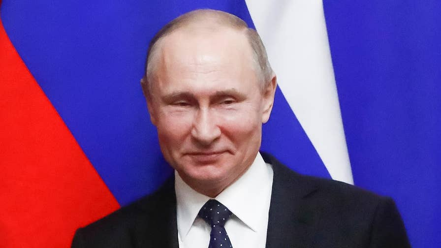 President Trump has reportedly invited Vladimir Putin to the White House for a visit, according to a statement from the Kremlin. Rich Edson reports from the State Department.