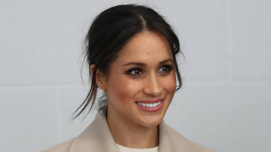A new book claims actress Meghan Markle ended her first marriage to Hollywood producer Trevor Engelson 'totally out of the blue,' and returned her wedding ring by mail.
