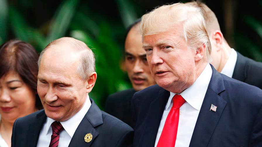 Russia tests nuclear missiles, as U.S. and Kremlin expelled dozens of each other's diplomats. Major Gen. Don Alston weighs in.