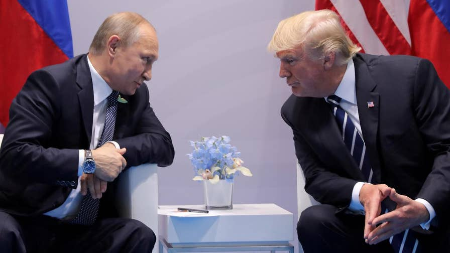 The White House press secretary confirmed a potential Trump-Putin meeting could take place at the White House; AP reporter Ken Thomas provides insight on 'Shepard Smith Reporting.'