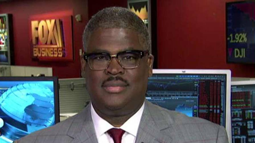 Tech stocks continue to sell off amidst trade battle with China; Charles Payne weighs in on 'Your World.'