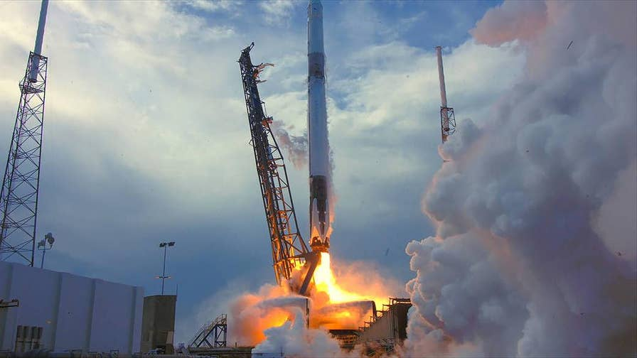 On April 2, SpaceX successfully launched the Falcon 9 rocket which then deployed the SpaceX Dragon resupply capsule into orbit.