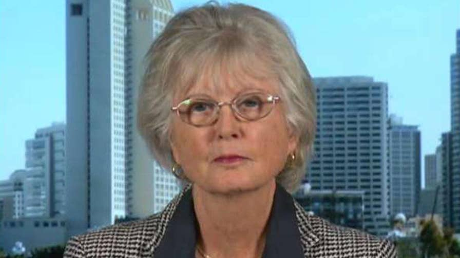San Diego County supervisor Dianne Jacob joins 'Your World' to discuss her push for the county to join the federal lawsuit against California's 'sanctuary state' law.