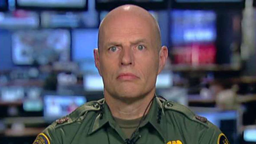 President Trump asks Mexico to stop their 'caravan' of immigrants from heading to US southern border. Ronald Vitiello, Customs and Border Protection's deputy commissioner reacts on 'Your World.'