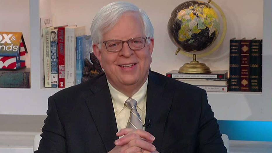 Dennis Prager: Lack of faith is a national tragedy