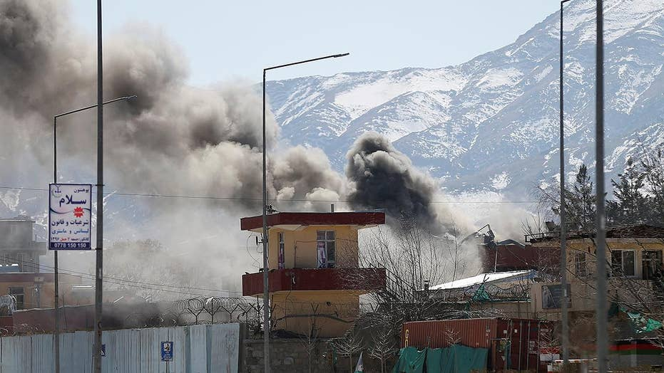 What is behind the wave of Taliban attacks?