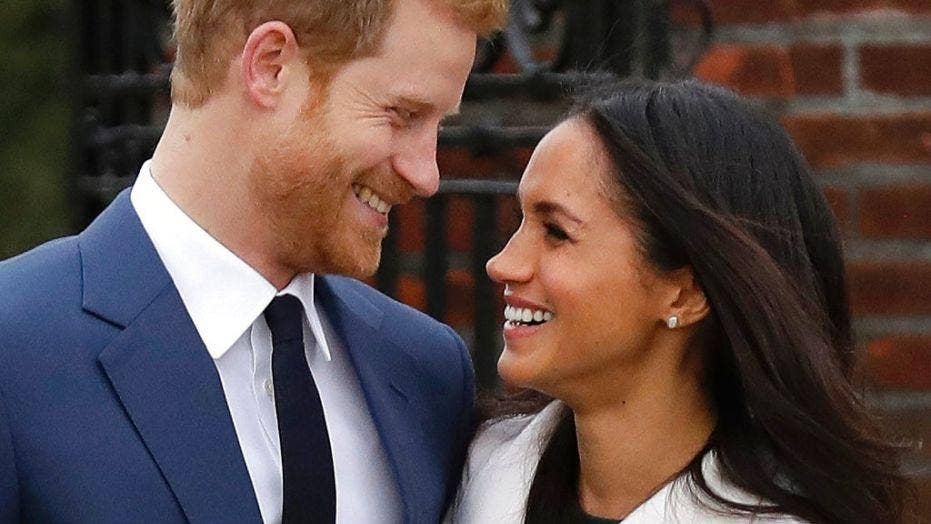 Prince Harry And Meghan Markle S Royal Wedding Everything You Need To Know