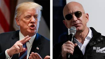 Amazon wants to depose Trump in challenge over $10B Pentagon contract