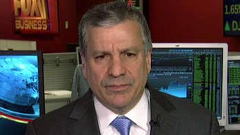 President's tweets against the online retail giant rattle investors on Wall Street; Fox Business Network's Charlie Gasparino weighs in on 'Your World.'