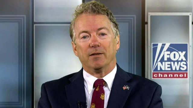 Sen. Rand Paul talks immigration, confirmation hearings