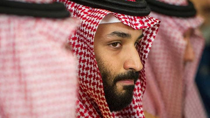 Saudi crown prince slams Obama's Iran deal