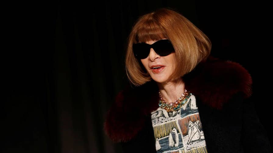 She is one of the most influential voices in the fashion industry, Anna Wintour. Rumors continue to swirl that Vogue's artistic director may be set to exit this year.  Here's what insiders are saying.