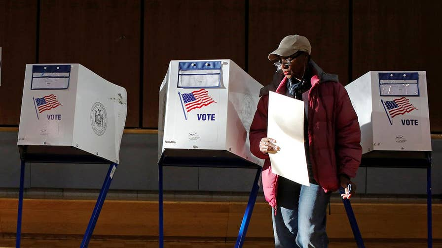 Russian assault on our election system prompts new measures to protect your vote in the mid-terms. Eric Shawn reports.