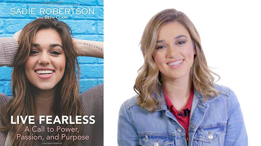 Sadie Robertson of 'Duck Dynasty' fame shares 9 things you didn't know about her.