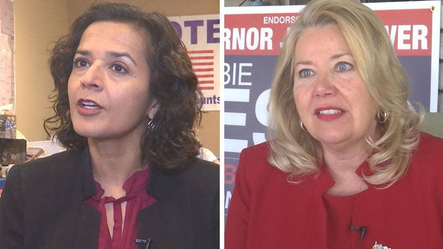 Democrat emergency room doctor challenging Republican former state senator