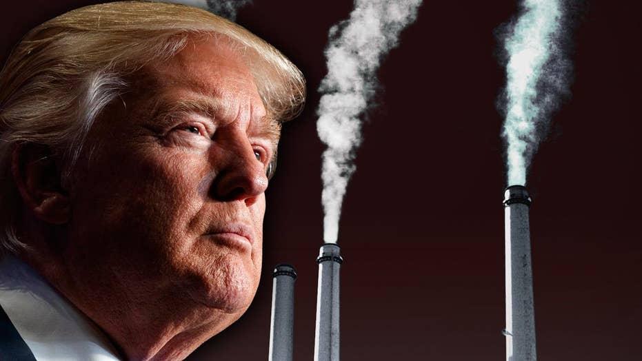Trump's EPA to roll back Obama-era fuel economy standards