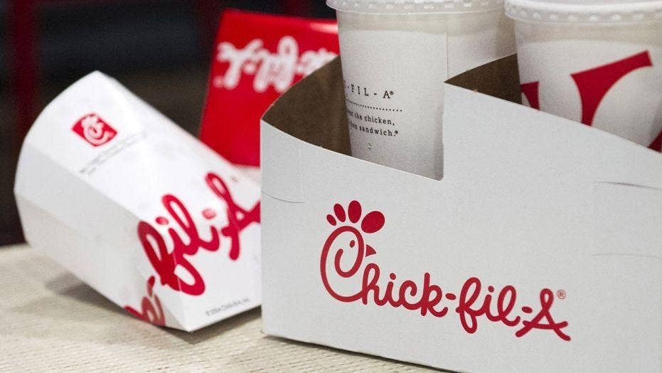 Chick-fil-A to become nation's third-largest fast food restaurant