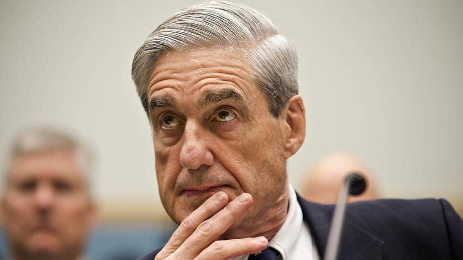 Defendant in Mueller probe gets 30 days in prison