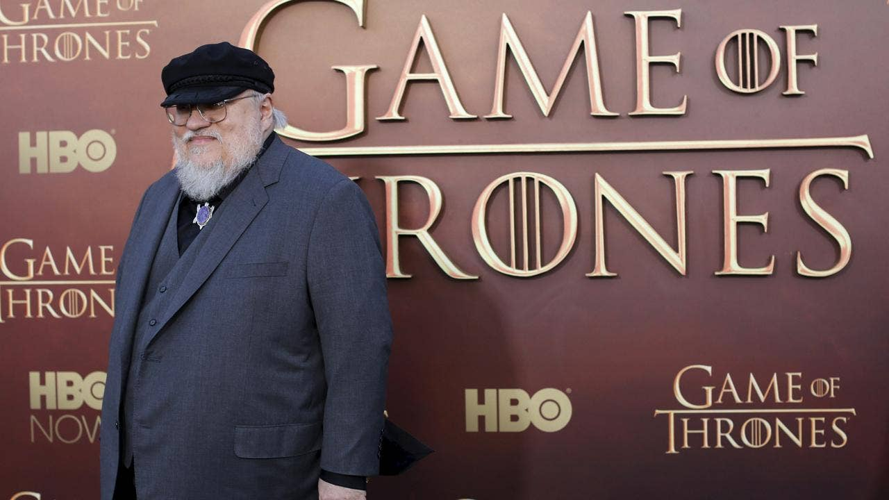 How George R.R. Martin went from revered 'Game of Thrones' author to the literary world's biggest villain