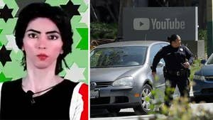 Family of alleged YouTube shooter Nasim Aghdam warned police 'she might do something.' Jonathan Hunt reports live from YouTube headquarters in San Bruno, California.